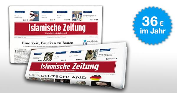 Islamische Zeitung im Printabo